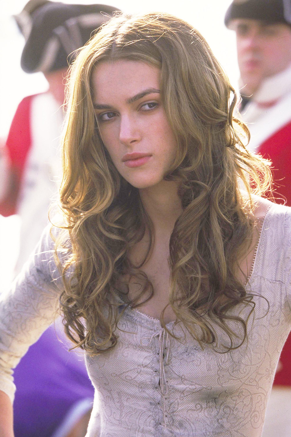 keira knightley hair and makeup style file