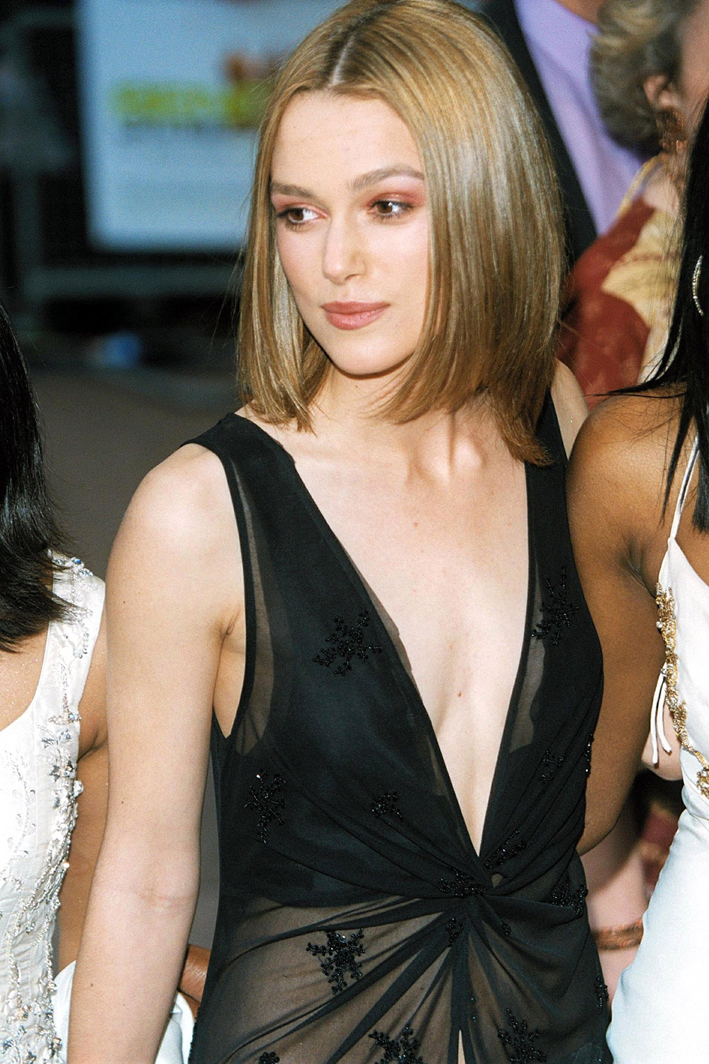 Strange Keira Knightley Hair And Makeup Style File Hairstyles For Men Maxibearus