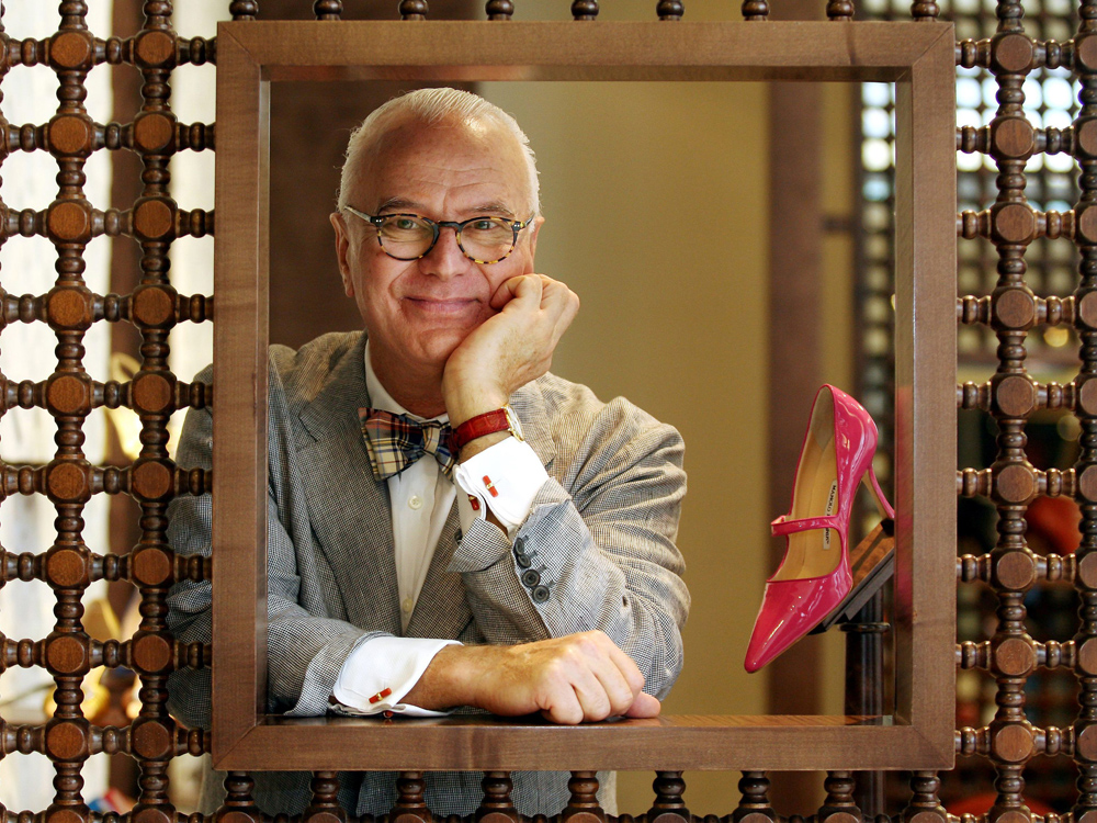 25 of the best ever shoe quotes from our favourite fashion for Shoe designer manolo blahnik