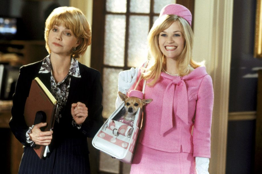 Sally Field, Reese Witherspoon, Legally Blonde 2