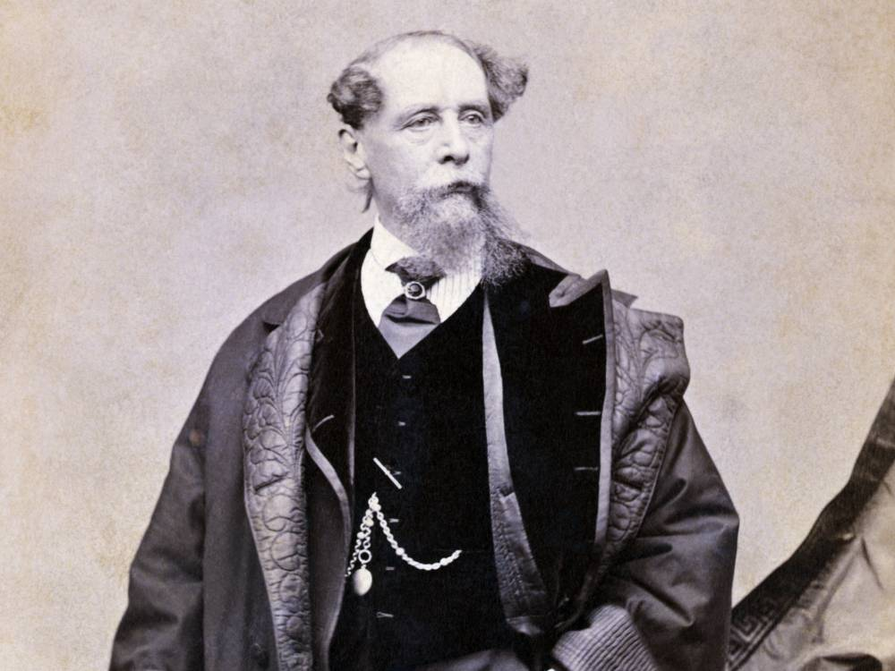 morning routines charles dickens