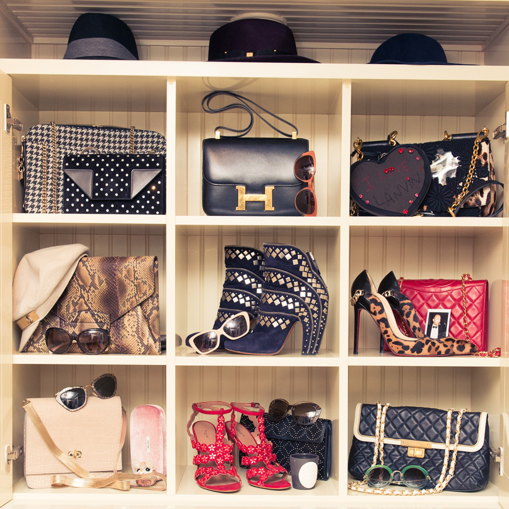 Celebrity Closets See Inside The Wardrobes Of Kylie Jenner Miranda Kerr And More