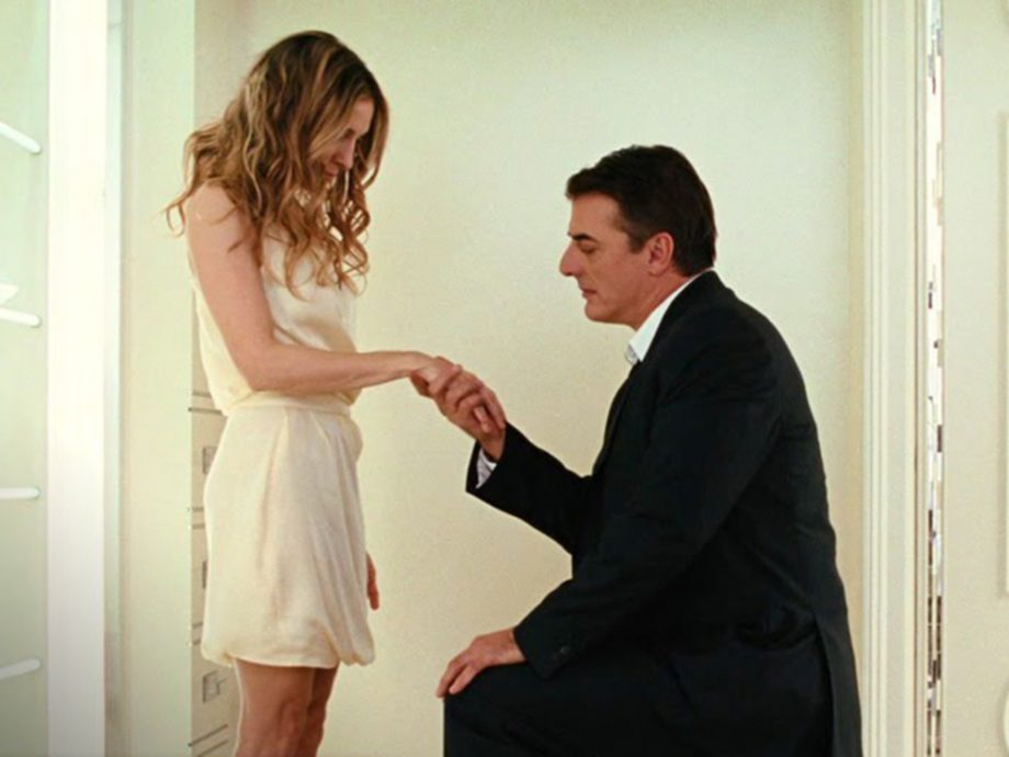 Sex and the city proposal