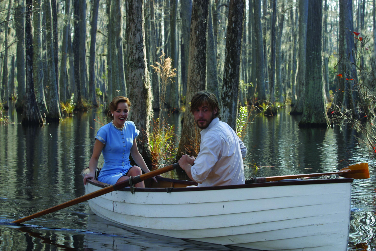 The Notebook Author Explains Why Nobody Wanted To Play Noah (Except Ryan Gosling)