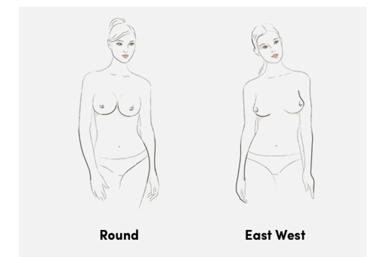 The Breast Shape Dictionary: Which Of These 7 Breast Types' Do You Have