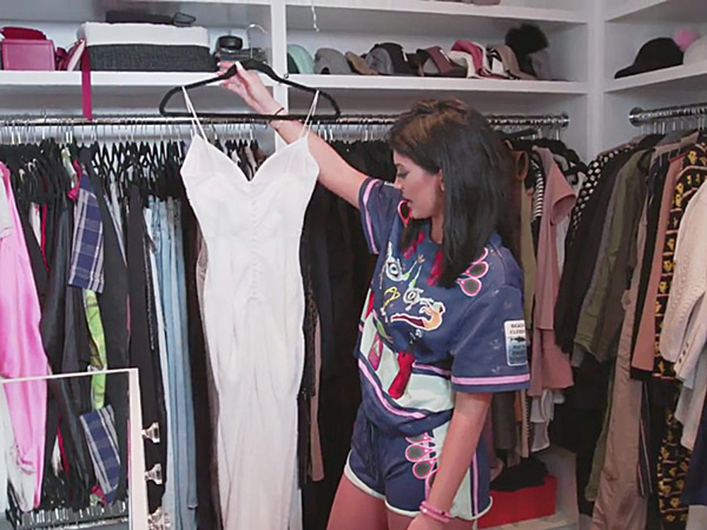 Celebrity Closets See Inside The Celebrity Wardrobes Of