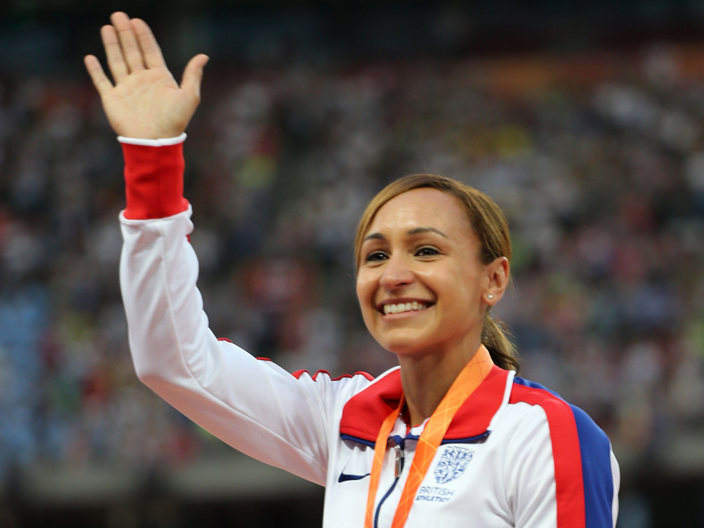 morning routines Jessica Ennis-Hill
