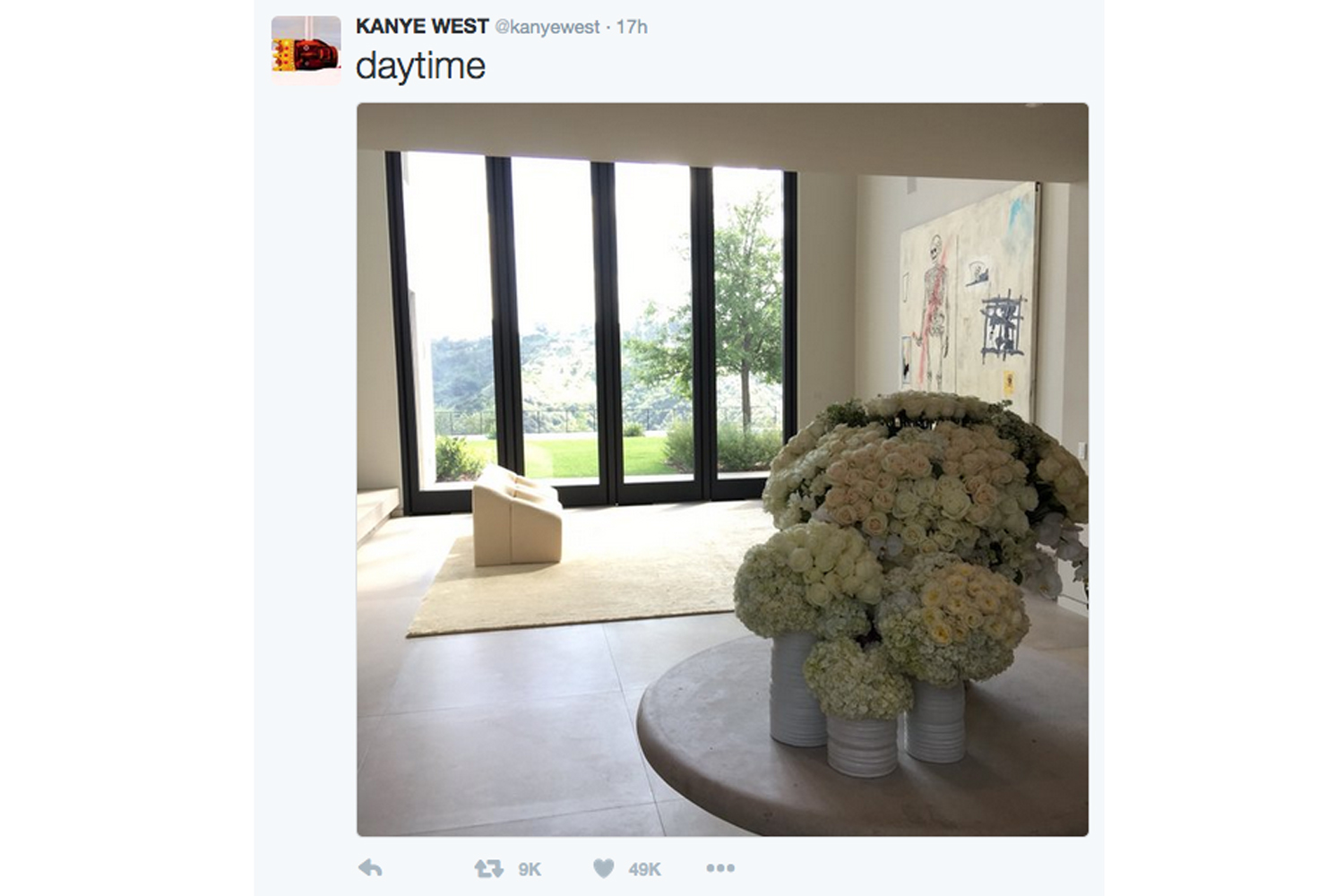 Kim Kardashian And Kanye West Have Moved In To Their New Home