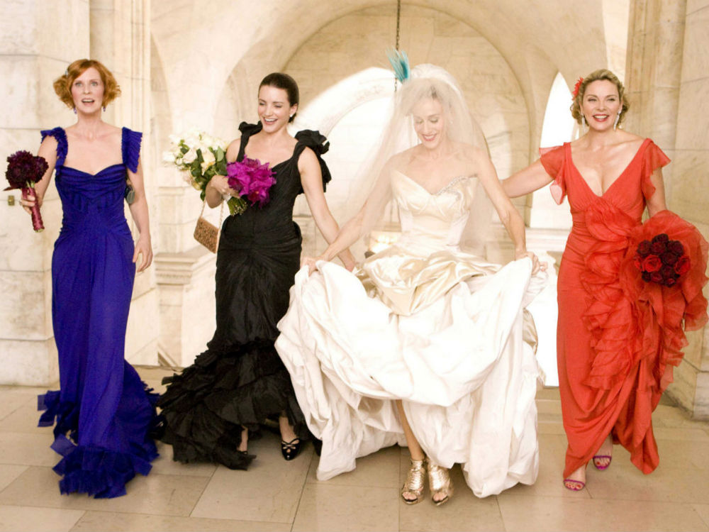 Bad Wedding Party Dresses