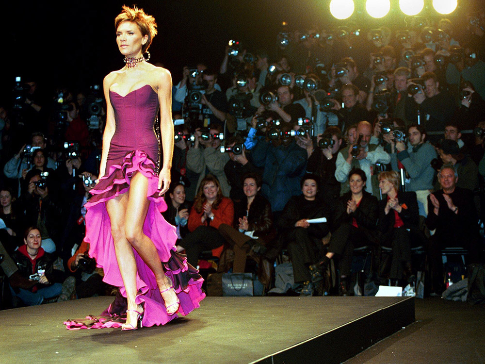 Fashion Beauty Events London: Celebrities Modelling On The Catwalk: These Are The Best
