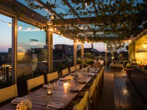 Boundary Rooftop - Best rooftop bars