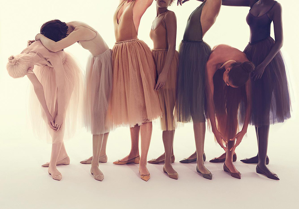7af360afc7f  ShoesFirst  Christian Louboutin Launches Nude Flats For Everyone