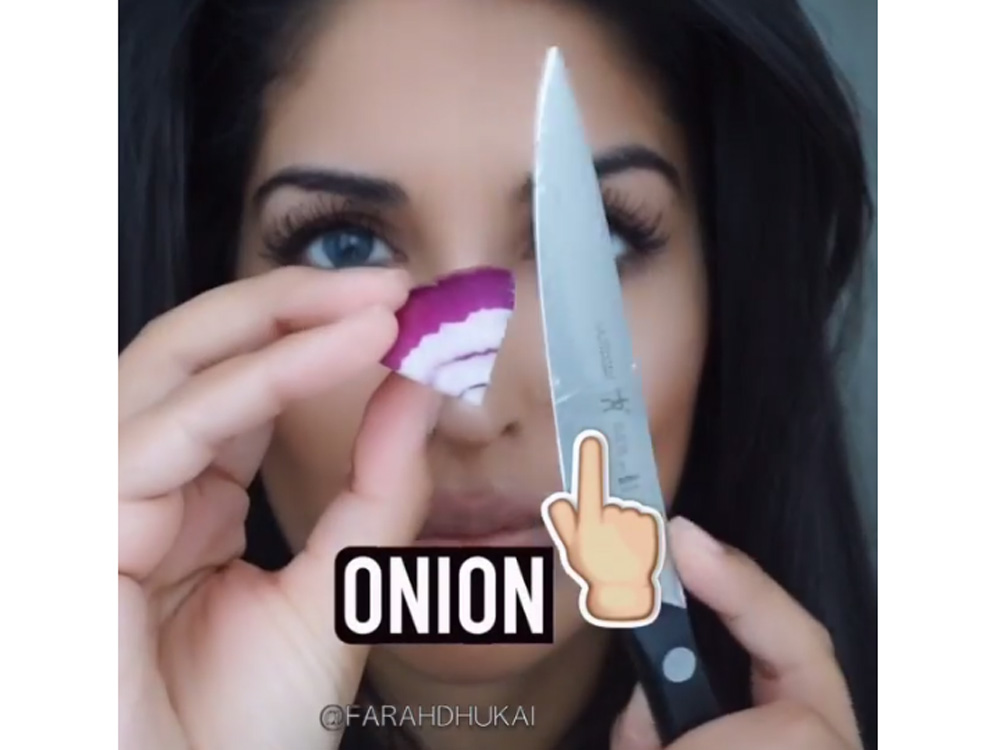 Perfect Eyebrows Raw Onion Juice Could Make Eyebrows Grow Faster