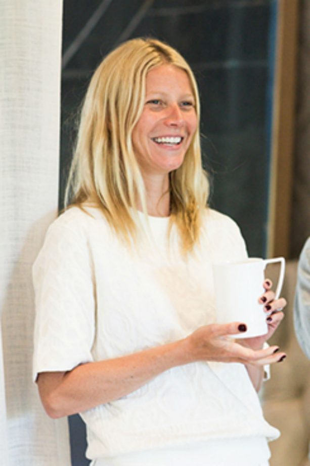 Gwyneth Paltrow shares DIY snaps on Goop