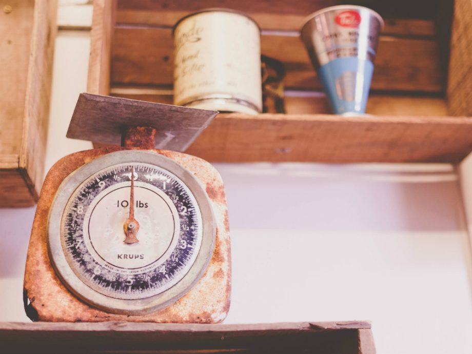 Harcombe Diet Scales