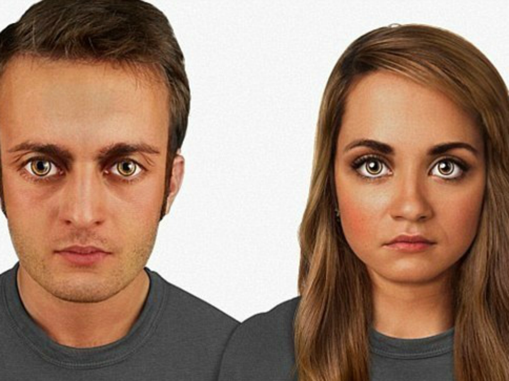what humans will look like in the future