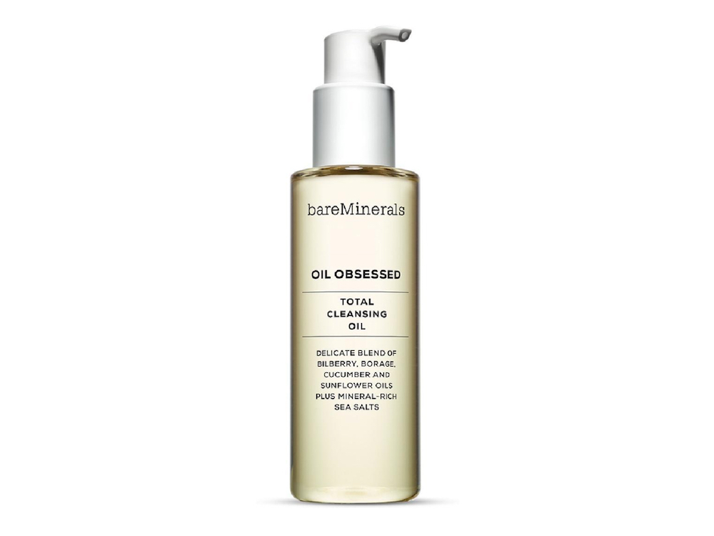 cleansing oil bareMinerals