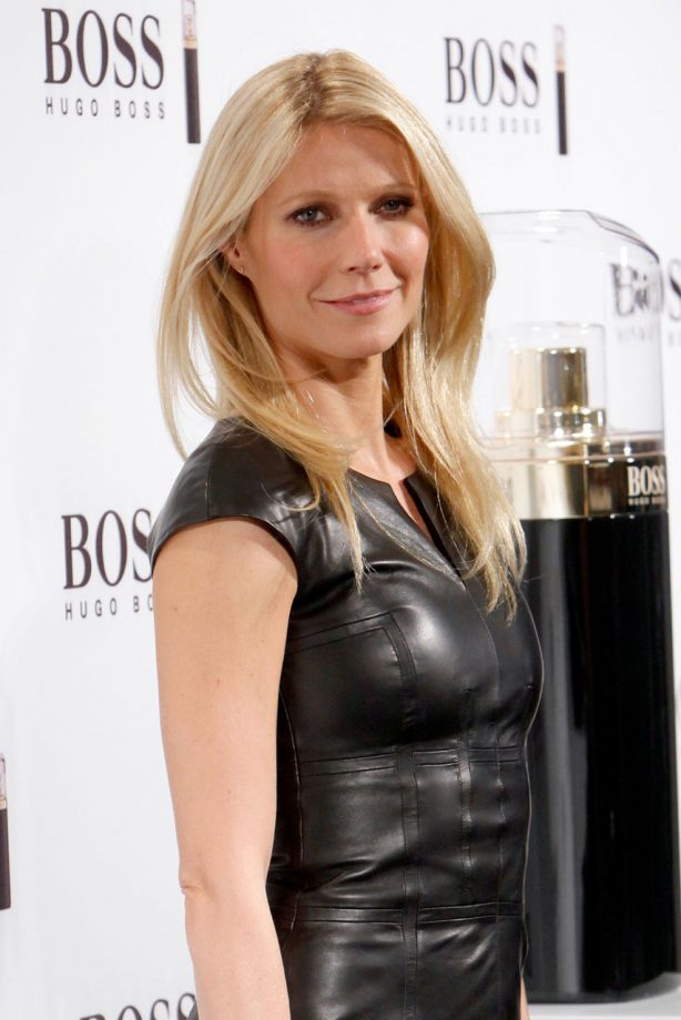 Gwyneth Paltrow - Hugo Boss - Boss Nuit Pour Femme Fragrance Launch - Marie Claire - Marie Claire UK