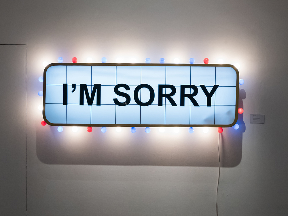 How to say sorry like you mean it