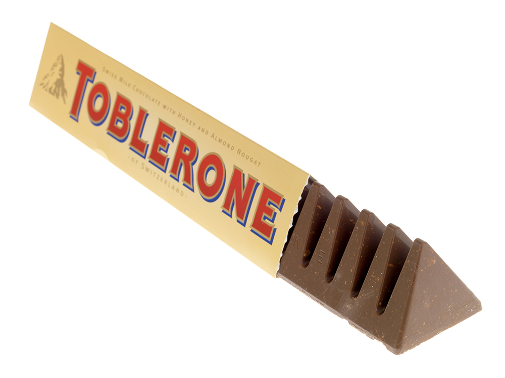 Whats Wrong With News >> You've been eating Toblerone wrong your whole life