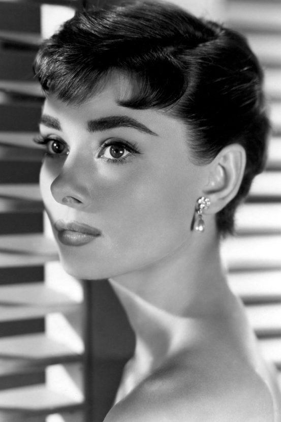 Prime Audrey Hepburn39S Best Hairstyles From Breakfast At Tiffany39S To Hairstyle Inspiration Daily Dogsangcom