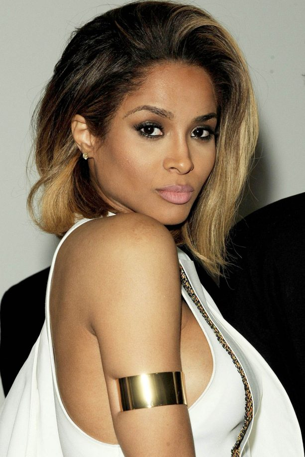 Ombre hair the best celebrity looks and how to get them ciara with ombre hair urmus Choice Image