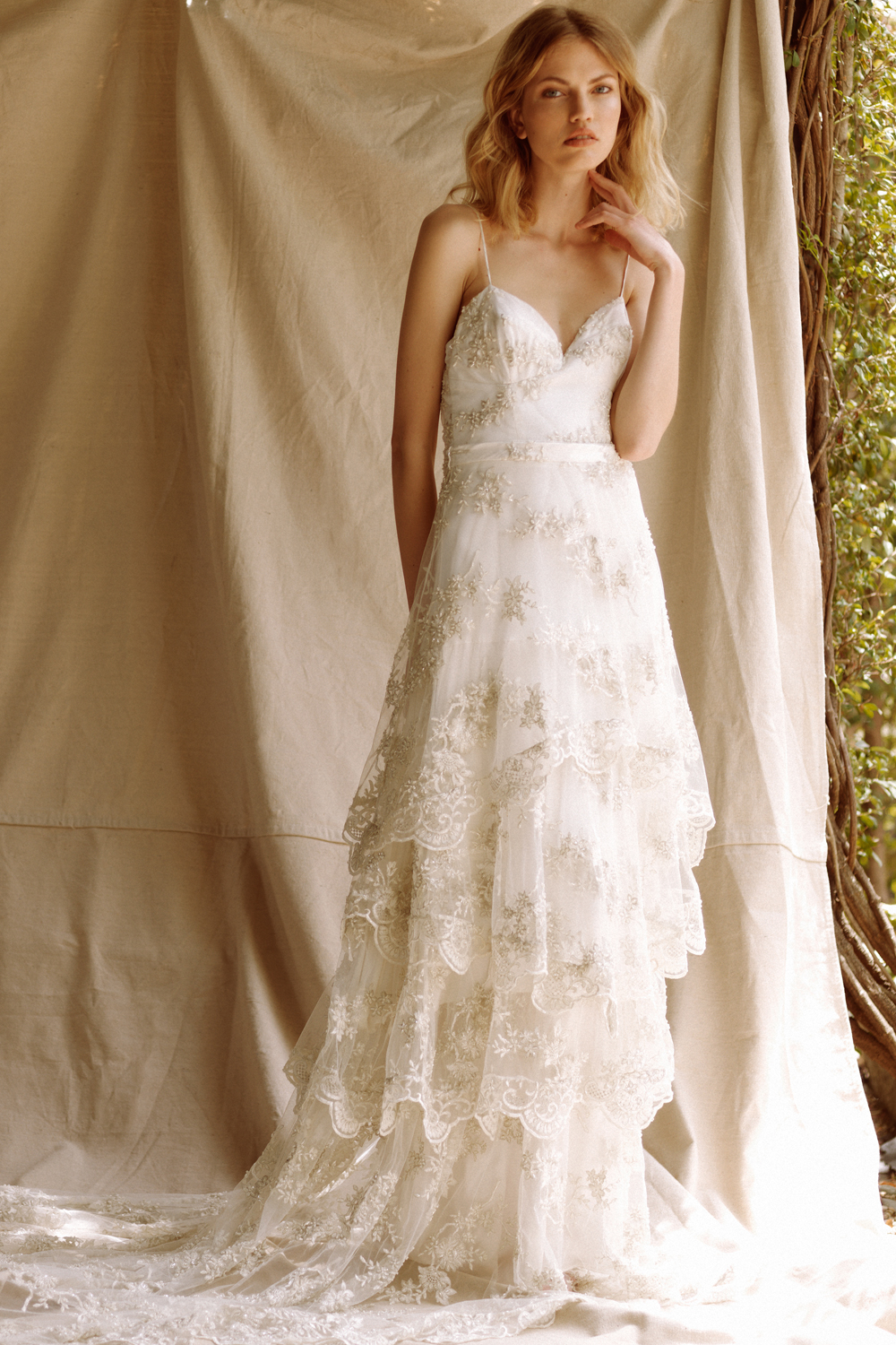 Free People unveil new boho-inspired wedding dress collection...