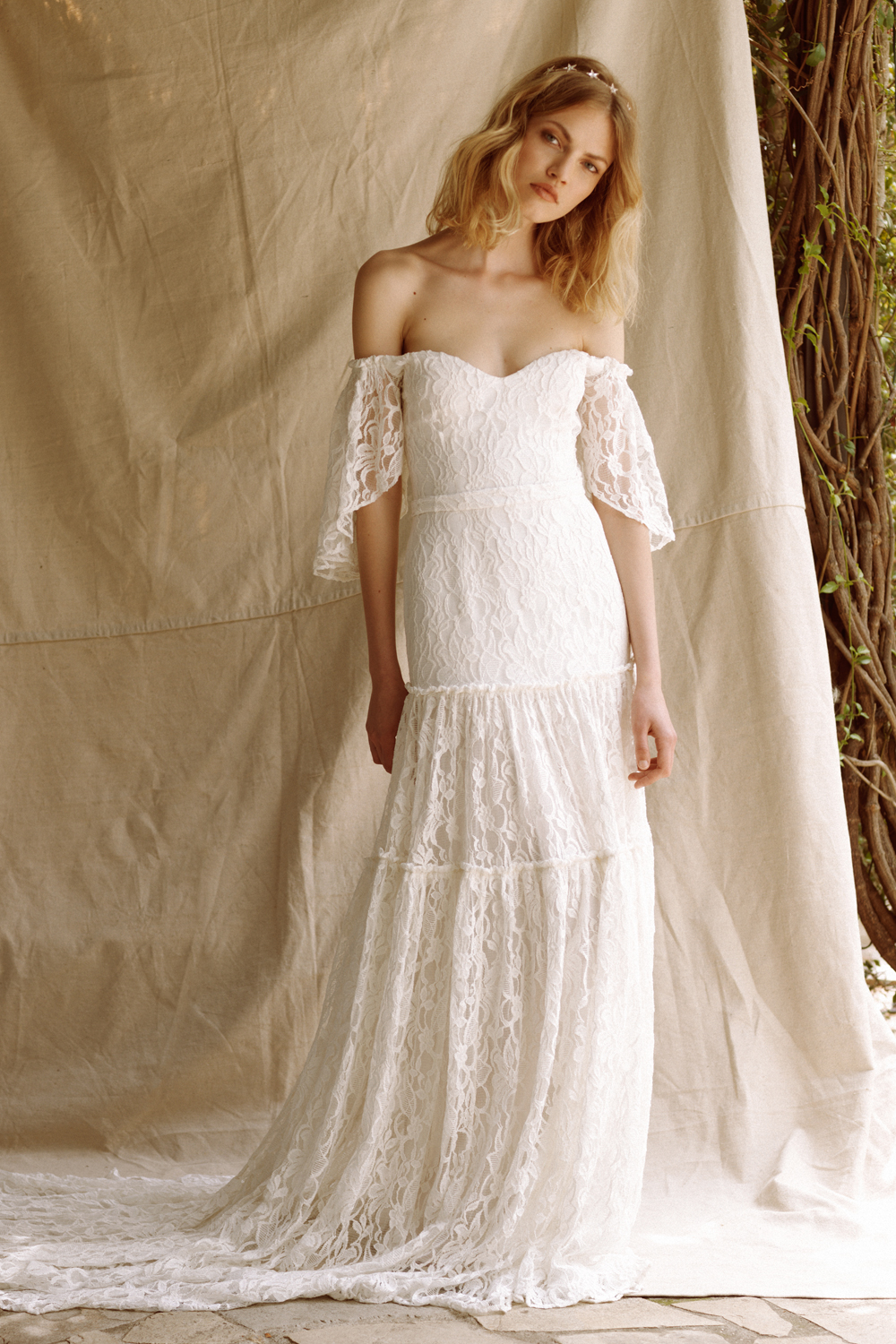 Free People Unveil New Boho Inspired Wedding Dress Collection