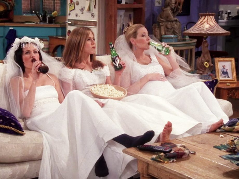 Phoebe Wasnt Meant To Marry Mike In Friends