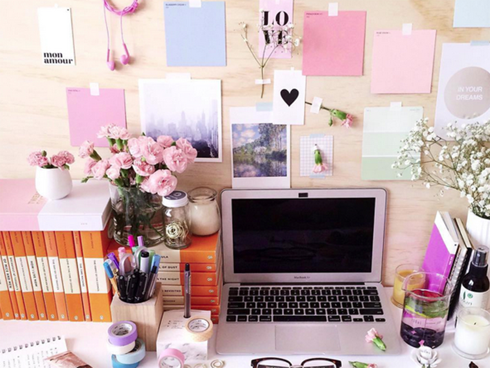 Charming Living Room Desks #3: Instagram-Offices-1.jpg