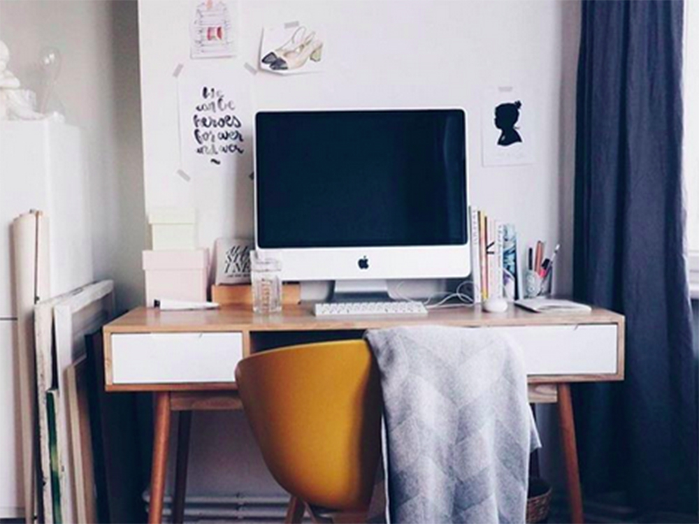 Home Office Ideas From Instagram
