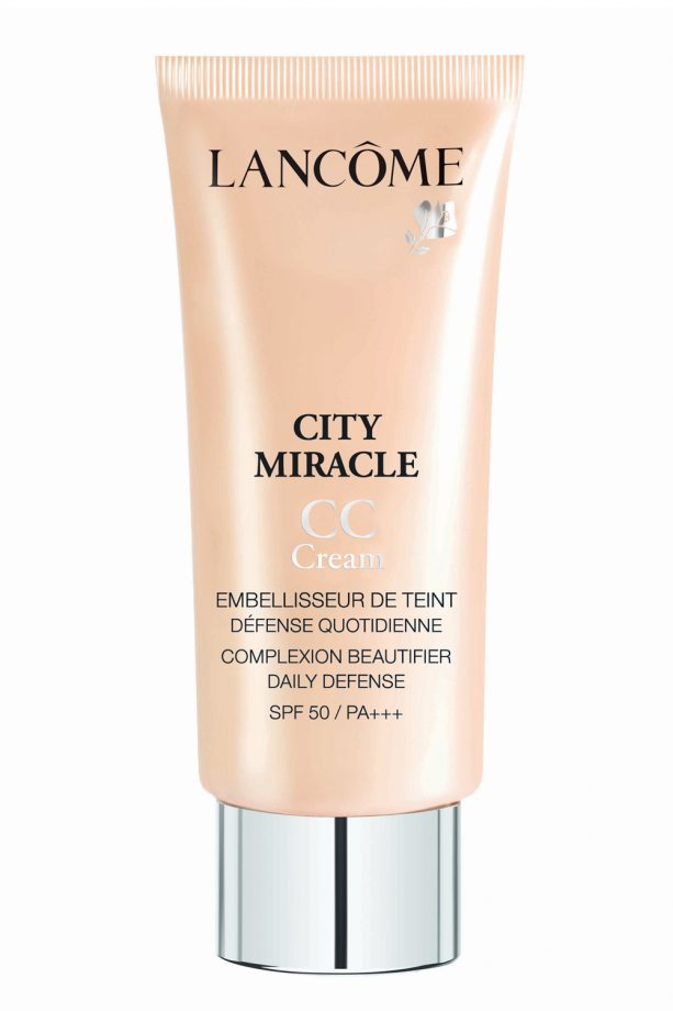 Best BB Cream 2017 Lancome City Miracle CC Cream
