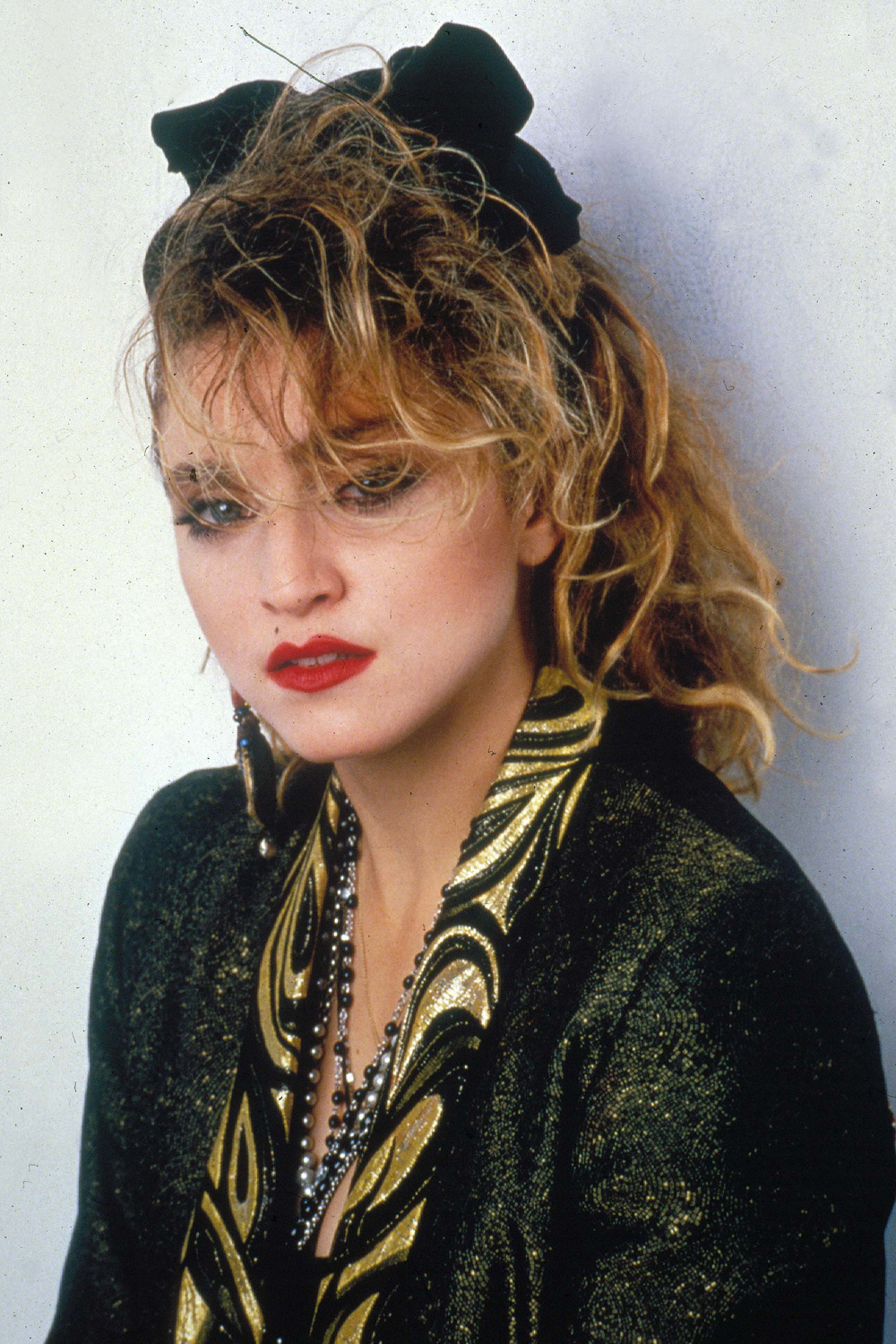 Madonna eighties 1980s fashion