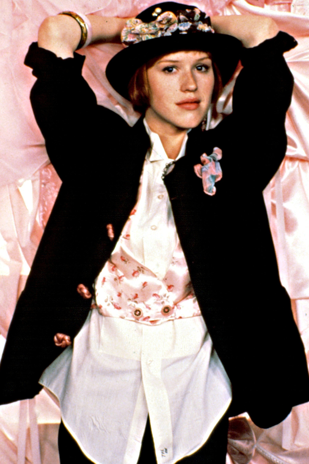 Molly Ringwald 80s fashion