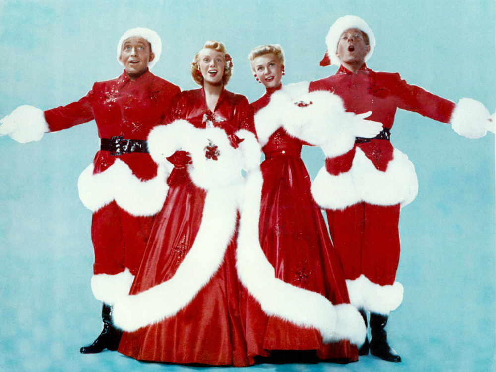 'It's a late May bank holiday and More4 are showing White Christmas. Go home, @More4Tweets you are drunk.'