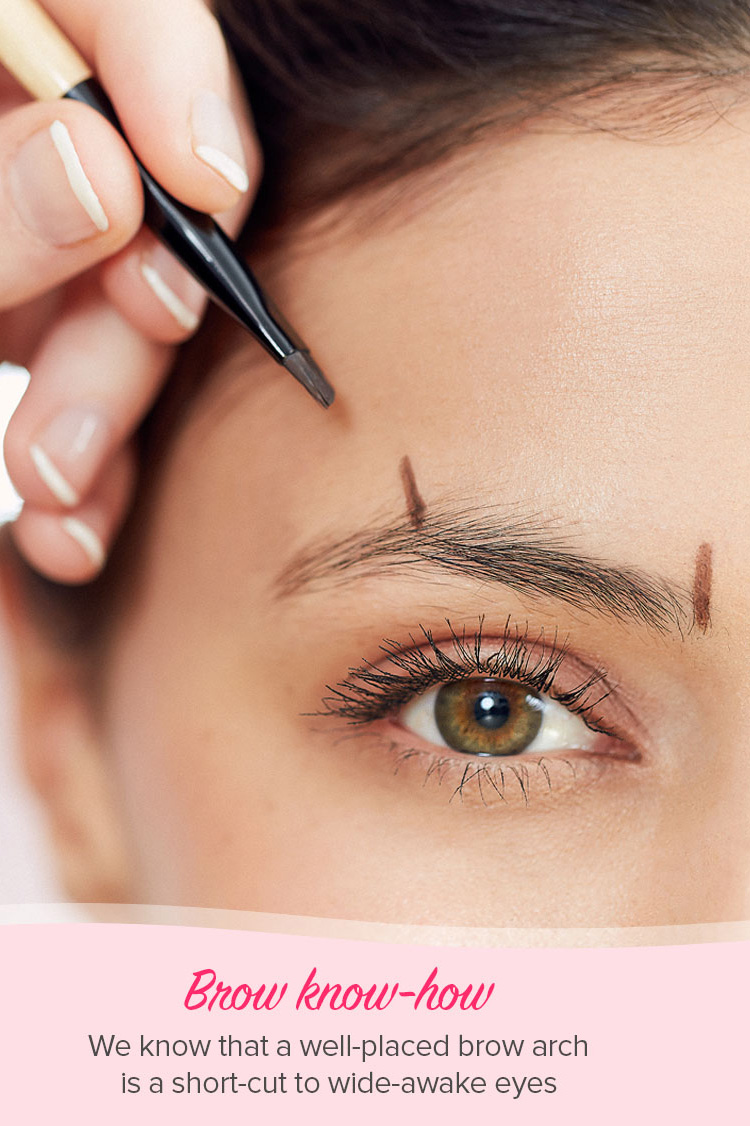 Fashion style How to eyebrows shape pictures for woman