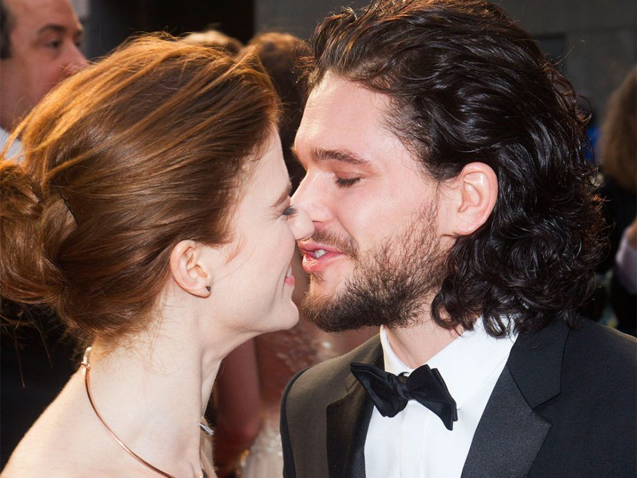 Kit Harington Reveals How He And Game Of Thrones Star Rose Leslie