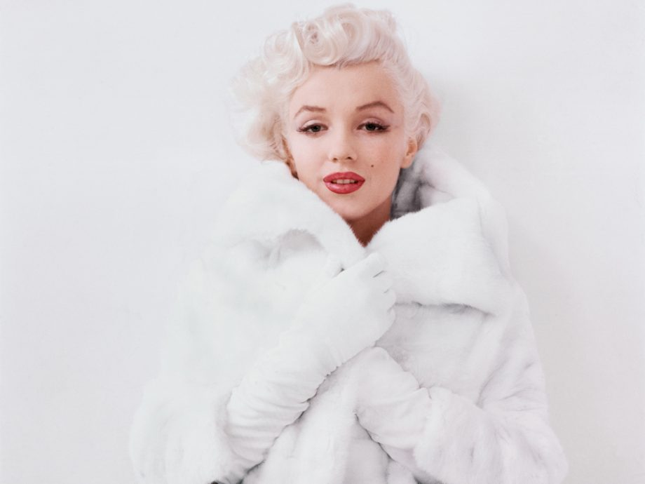 Marilyn Monroe Rare Photographs