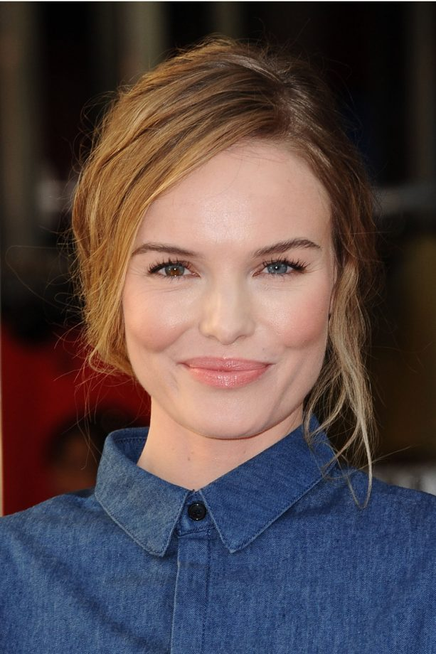 Hairstyles for round faces the best celebrity styles to inspire you hairstyles for round faces kate bosworth urmus Gallery