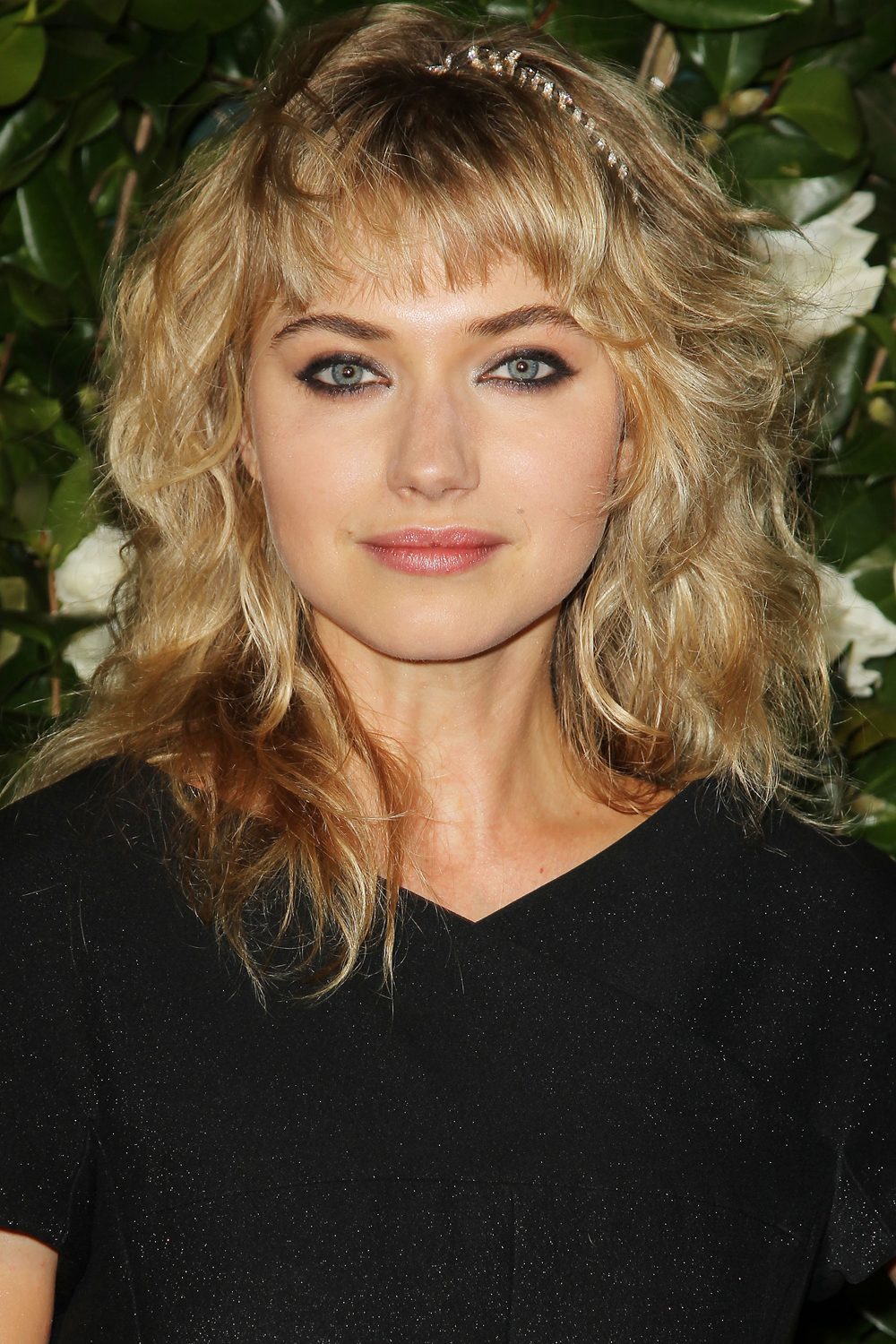Terrific Hairstyles For Round Faces The Best Celebrity Styles To Inspire You Short Hairstyles Gunalazisus