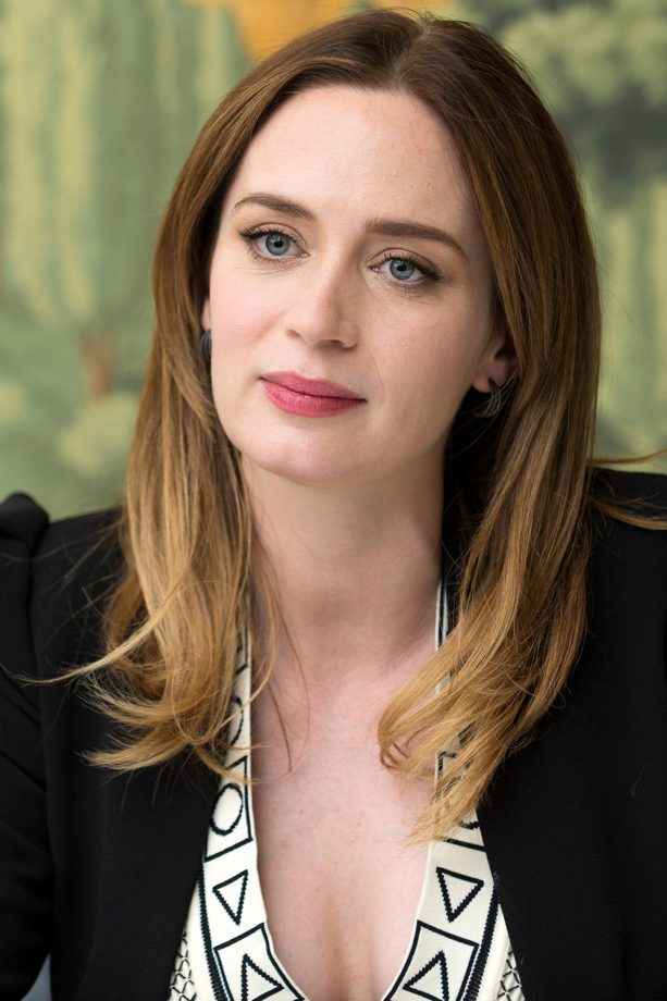 Ombre hair the best celebrity looks and how to get them emily blunt ombre hair urmus Gallery