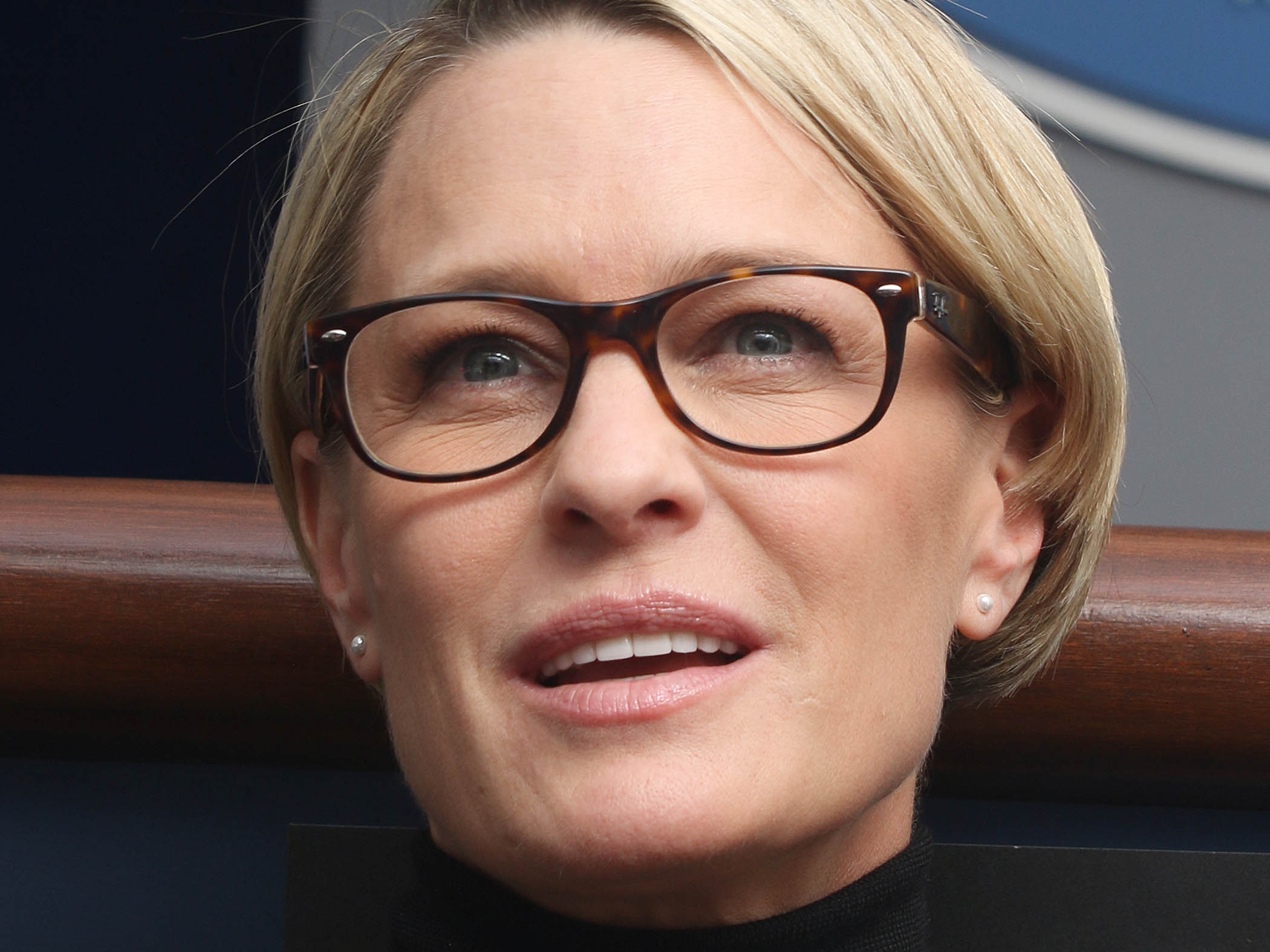 Robin Wright Had To Fight For Equal Pay On House Of Cards