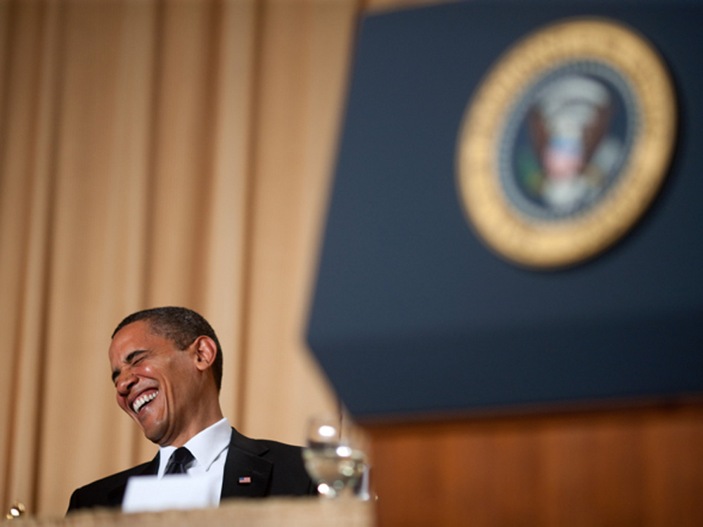 barack obama's funniest moments