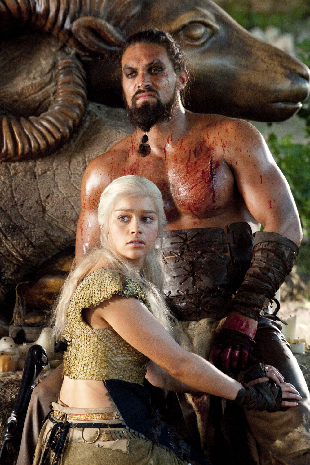 Khal Drogo Game of Thrones death