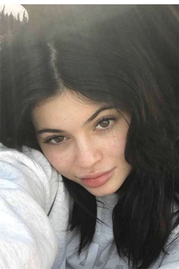 Celebrities without make-up: The #NoMakeUp selfies you ...
