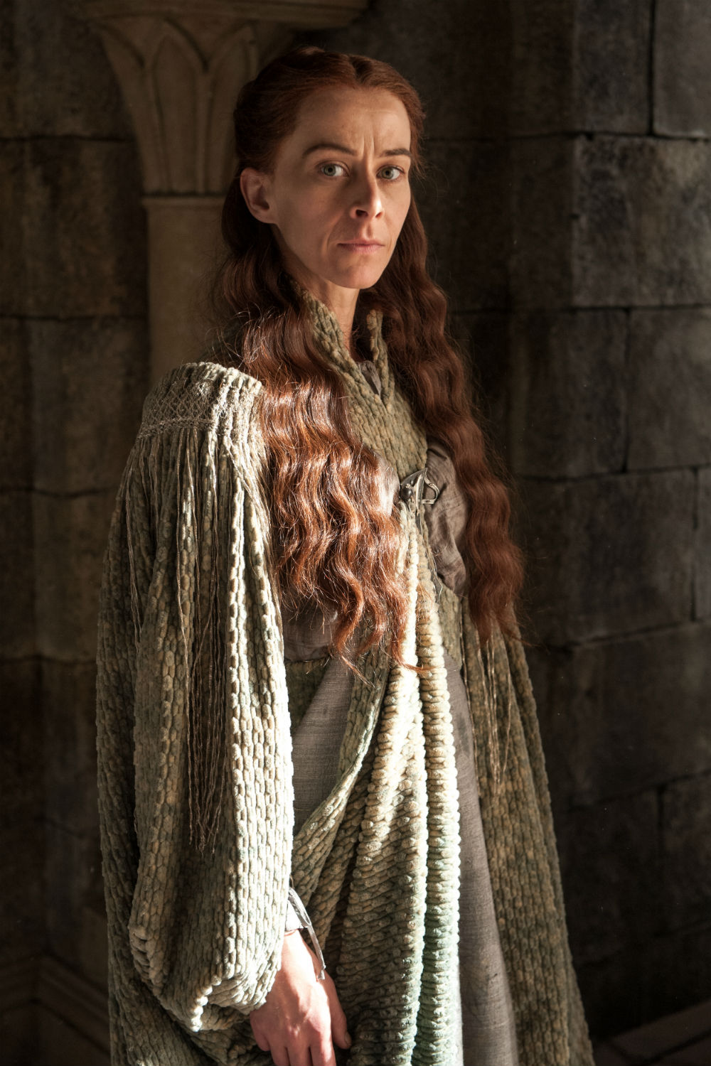 Lysa Arryn Game of thrones death