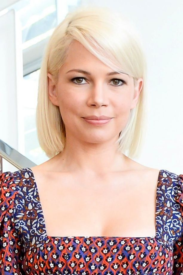 Bob hairstyles the best celebrity bobs to inspire your hairdo michelle williams bob hairstyle urmus Choice Image