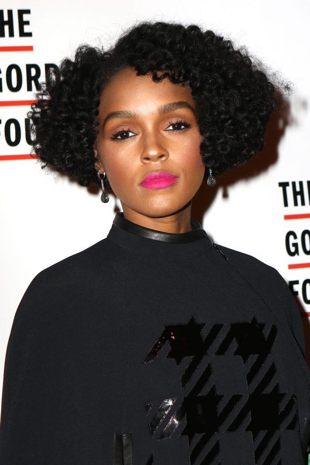 janelle monae natural hair styles hairstyles amazing ways to style your hair 2833 | Natural hairstyles Janelle Monae 613x920