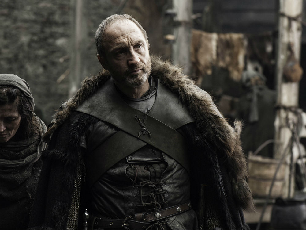 Roose Bolton Game of thrones death