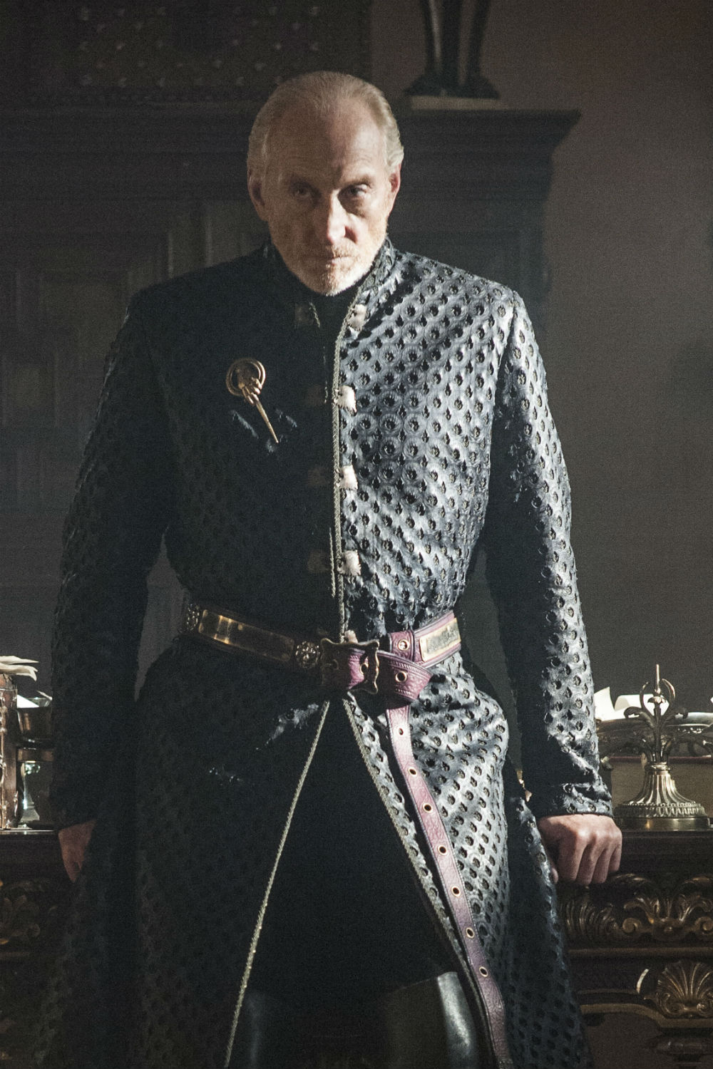 Tywin Lannister Game of thrones death